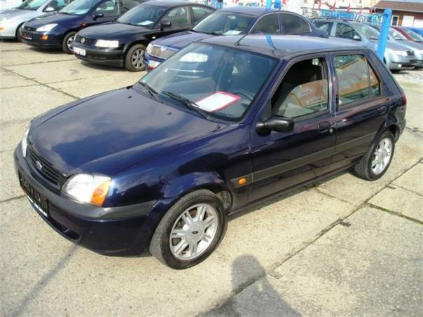 Ford Fiesta 1,3i KLIMA SERV. KNIHA, foto 1 Auto – moto , Automobily | spěcháto.cz - bazar, inzerce zdarma