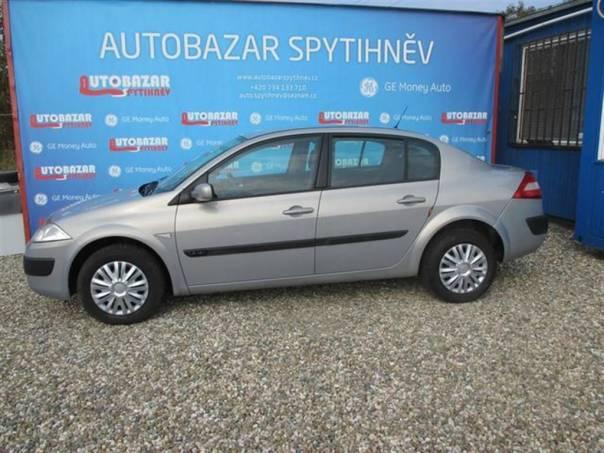 Renault Mégane 1,4 16V 72kW klima, SERVISKA, foto 1 Auto – moto , Automobily | spěcháto.cz - bazar, inzerce zdarma