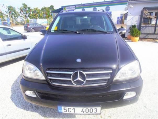 Mercedes-Benz Třída ML 420 CDI 184 kW, foto 1 Auto – moto , Automobily | spěcháto.cz - bazar, inzerce zdarma