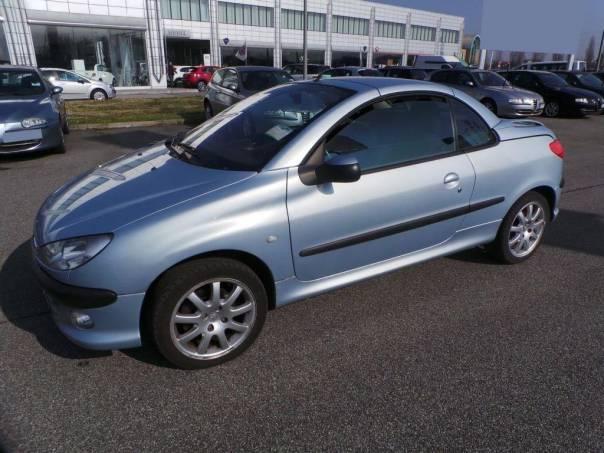 Peugeot 206 1.6 CC AUTOMAT, Serviska, foto 1 Auto – moto , Automobily | spěcháto.cz - bazar, inzerce zdarma