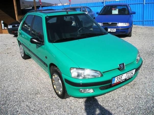 Peugeot 106 1,1i SERVO EKO ZAPLACENO, foto 1 Auto – moto , Automobily | spěcháto.cz - bazar, inzerce zdarma