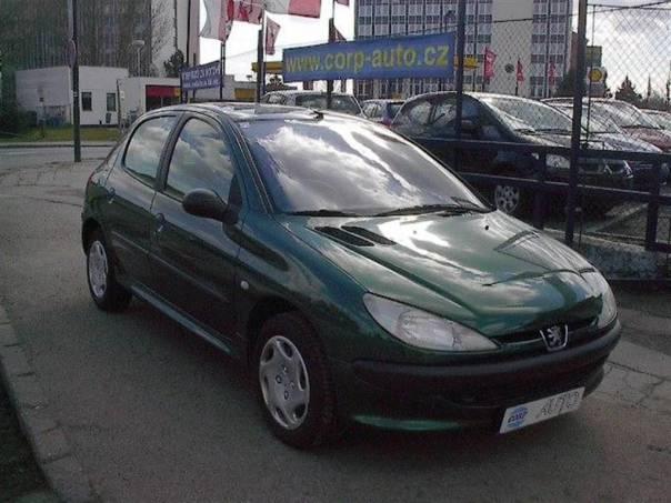 Peugeot 206 1,4 KLIMA,EL.OKNA, foto 1 Auto – moto , Automobily | spěcháto.cz - bazar, inzerce zdarma