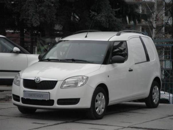 Škoda Roomster Combi HTP 1,2 HTP 51kW Praktik, foto 1 Auto – moto , Automobily | spěcháto.cz - bazar, inzerce zdarma