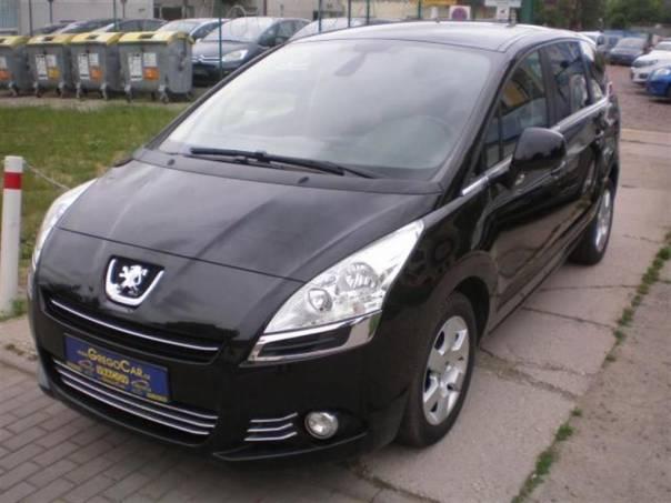Peugeot 5008 1,6HDI*NAVIGACE.ALU*PARK.S., foto 1 Auto – moto , Automobily | spěcháto.cz - bazar, inzerce zdarma