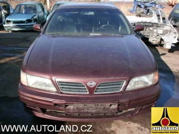 Nissan Maxima 2,0, foto 1 Náhradní díly a příslušenství, Ostatní | spěcháto.cz - bazar, inzerce zdarma