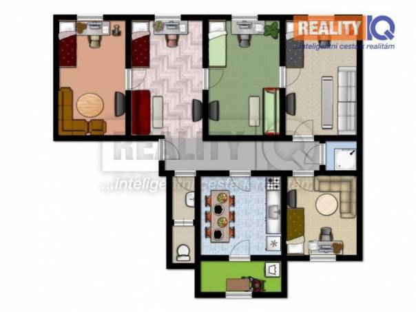 Pronájem bytu 5+1, Praha - Vršovice, foto 1 Reality, Byty k pronájmu | spěcháto.cz - bazar, inzerce