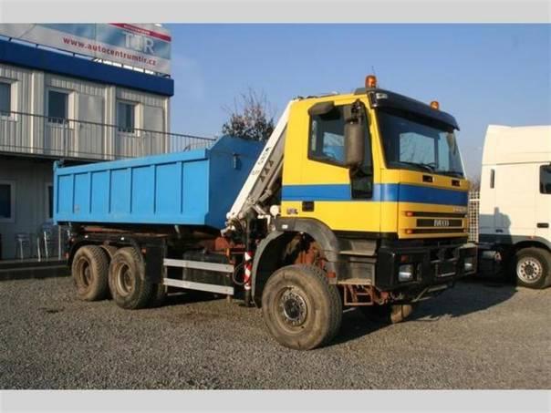NG3 MP 380 6x6 s HYDRAULICKOU, foto 1 Užitkové a nákladní vozy, Nad 7,5 t   spěcháto.cz - bazar, inzerce zdarma