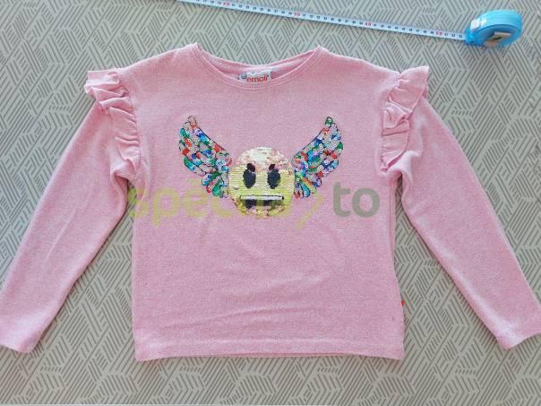 Krásný svetřík s obrázkem, vel. 134/140, foto 1 Pro děti, Dětské oblečení  | spěcháto.cz - bazar, inzerce zdarma