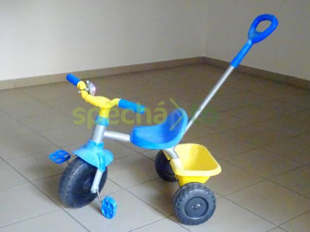 Kvalitní  tříkolka pro děti od 15 měsíců cca do 3.let, foto 1 Pro děti, Hračky | spěcháto.cz - bazar, inzerce zdarma