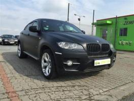 BMW X6 4.0d X-Drive, SERVISKA, DPH
