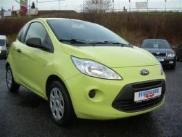Ford KA 1.2 i  51 kW1 Majitel, pravidelný servis