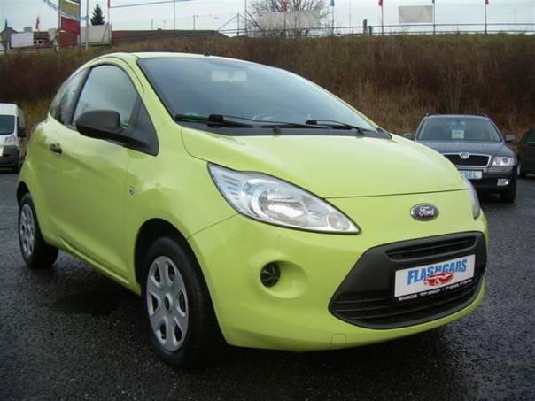 Ford KA 1.2 i  51 kW1 Majitel, pravidelný servis, foto 1 Auto – moto , Automobily | spěcháto.cz - bazar, inzerce zdarma