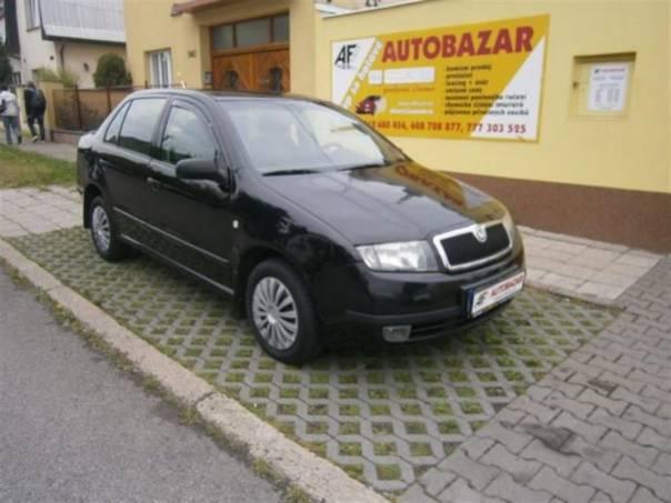 Škoda Fabia 1,4 i, foto 1 Auto – moto , Automobily | spěcháto.cz - bazar, inzerce zdarma