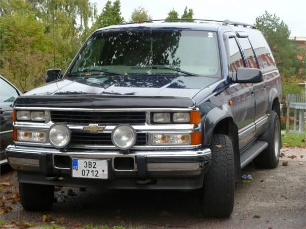 Chevrolet Suburban 6,5 TD, foto 1 Auto – moto , Automobily | spěcháto.cz - bazar, inzerce zdarma