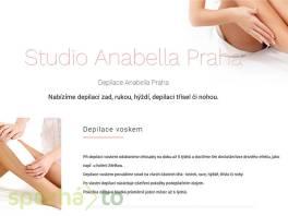 Depilace voskem Anabella Praha , Wellness a péče o zdraví, Kosmetika  | spěcháto.cz - bazar, inzerce zdarma