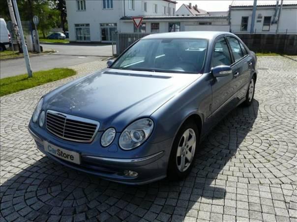 Mercedes-Benz Třída E 3,3 E 320 CDI, foto 1 Auto – moto , Automobily | spěcháto.cz - bazar, inzerce zdarma