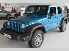 Jeep Wrangler Unlimited 2,8L CRD Rubicon 5at