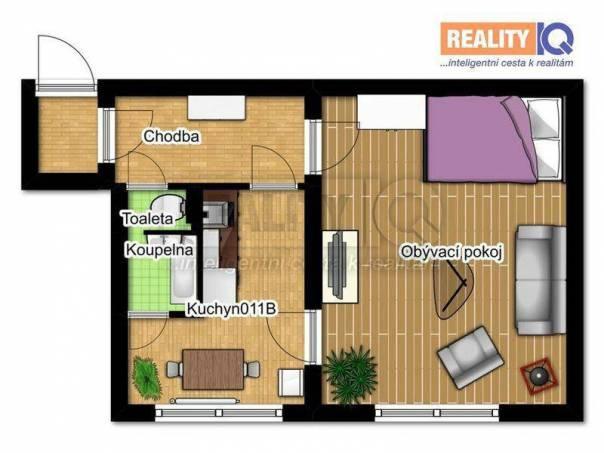 Prodej bytu 1+1, Český Krumlov - Plešivec, foto 1 Reality, Byty na prodej | spěcháto.cz - bazar, inzerce