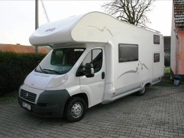 Elnagh  2.3 JTD  obytný automobil, foto 1 Užitkové a nákladní vozy, Camping | spěcháto.cz - bazar, inzerce zdarma