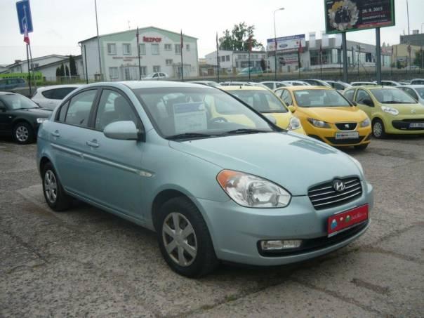 Hyundai Accent 1,5 CRDi 1. Majitel, foto 1 Auto – moto , Automobily | spěcháto.cz - bazar, inzerce zdarma