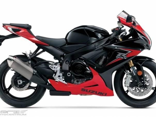 Suzuki GSX-R GSX R750 Special Edition 2014 AKCE, foto 1 Auto – moto , Motocykly a čtyřkolky | spěcháto.cz - bazar, inzerce zdarma