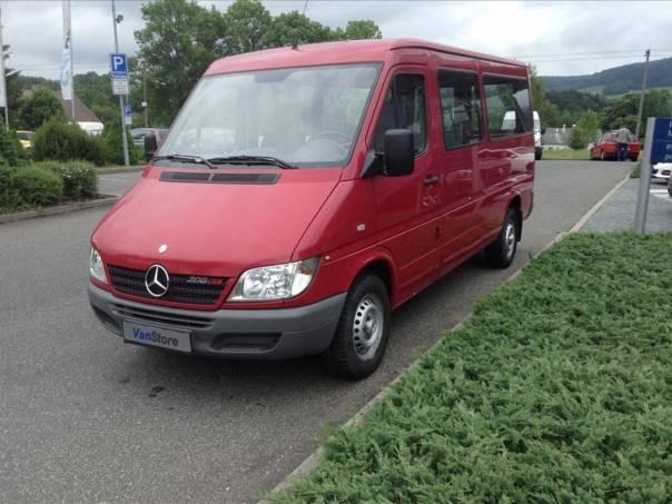 Mercedes-Benz Sprinter Sprinter 208 CDI ZADÁN, foto 1 Užitkové a nákladní vozy, Do 7,5 t | spěcháto.cz - bazar, inzerce zdarma