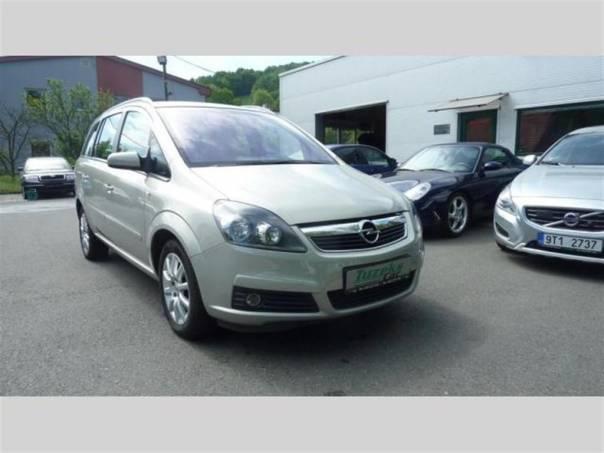 Opel Zafira 1.6 i Pohon CNG, foto 1 Auto – moto , Automobily | spěcháto.cz - bazar, inzerce zdarma