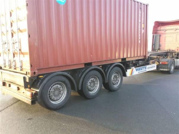 Kögel  Kögel SW 24, foto 1 Užitkové a nákladní vozy, Přívěsy a návěsy | spěcháto.cz - bazar, inzerce zdarma