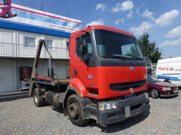 Premium 420 DCi KONTEJNER, foto 1 Užitkové a nákladní vozy, Nad 7,5 t | spěcháto.cz - bazar, inzerce zdarma