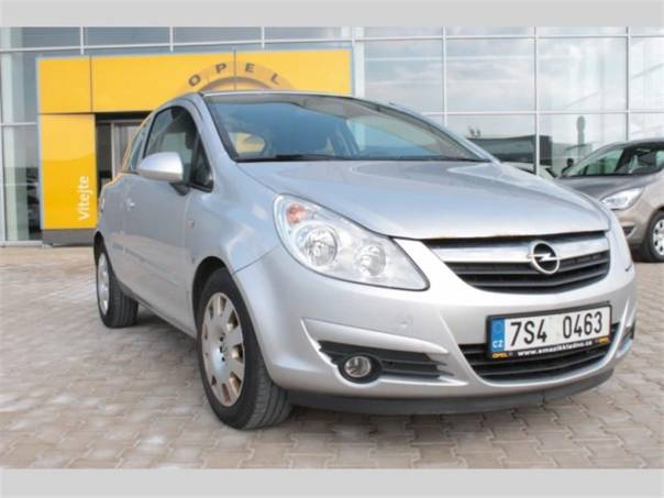 Opel Corsa 1,2 KLIMA, foto 1 Auto – moto , Automobily   spěcháto.cz - bazar, inzerce zdarma
