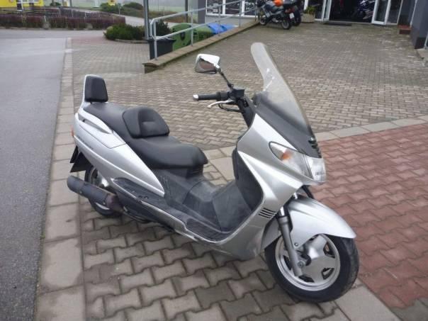 Suzuki AN , foto 1 Auto – moto , Motocykly a čtyřkolky | spěcháto.cz - bazar, inzerce zdarma