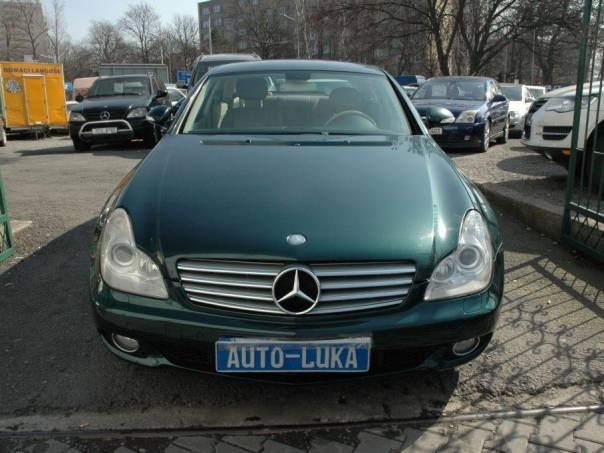 Mercedes-Benz Třída CLS 320 cdi 165 kw, foto 1 Auto – moto , Automobily | spěcháto.cz - bazar, inzerce zdarma