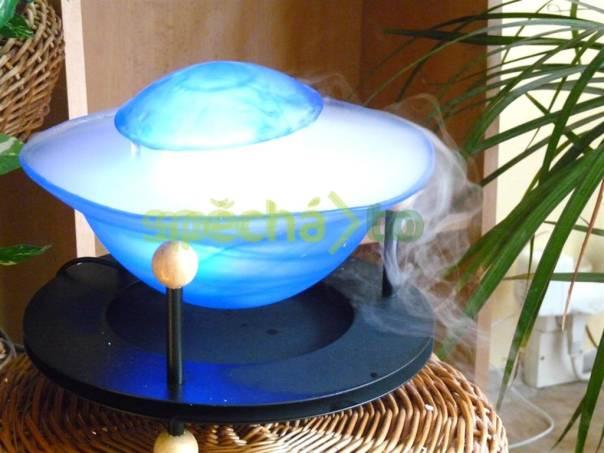 Stolní prosvícená mlhová fontána LS-2623 modrá, foto 1 Dům a zahrada, Bydlení a vybavení | spěcháto.cz - bazar, inzerce zdarma