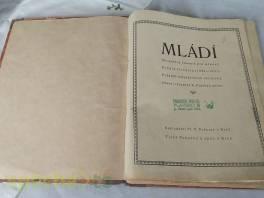 Starý, svázaný časopis