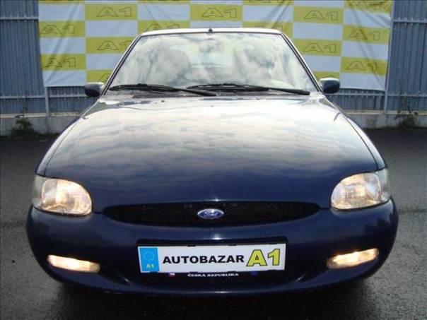 Ford Escort 1,6 TOP!!!CZ!Serviska! 16V, foto 1 Auto – moto , Automobily | spěcháto.cz - bazar, inzerce zdarma