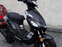 Motorro  Speedjet 50 + kufr , Auto – moto , Motocykly a čtyřkolky  | spěcháto.cz - bazar, inzerce zdarma