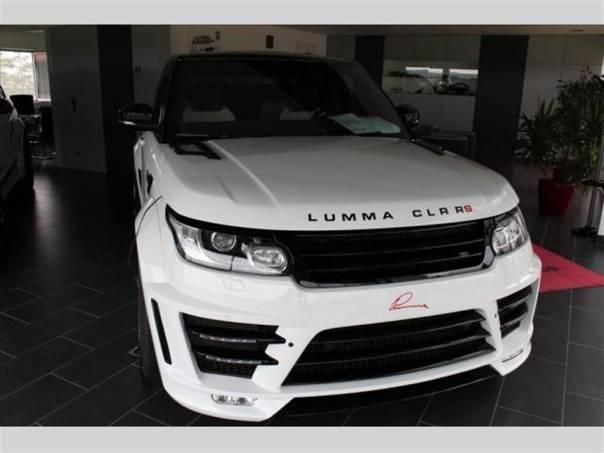 Land Rover Range Rover Sport 5.0 LUMMA, foto 1 Auto – moto , Automobily | spěcháto.cz - bazar, inzerce zdarma