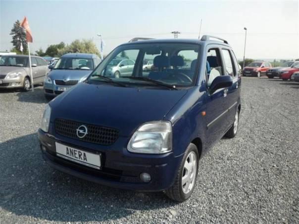 Opel Agila 1,0 i, foto 1 Auto – moto , Automobily | spěcháto.cz - bazar, inzerce zdarma