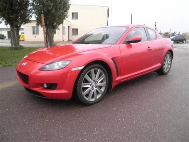 Mazda RX-8 1,3,141 KW, foto 1 Auto – moto , Automobily | spěcháto.cz - bazar, inzerce zdarma