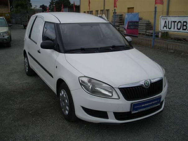 Škoda Praktik 1,2 HTP, foto 1 Užitkové a nákladní vozy, Do 7,5 t | spěcháto.cz - bazar, inzerce zdarma