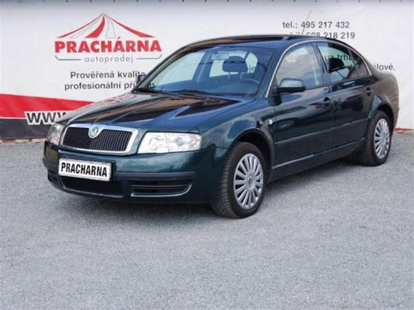 Škoda Superb 1.9TDi SERVISNÍ KNIHA, foto 1 Auto – moto , Automobily   spěcháto.cz - bazar, inzerce zdarma