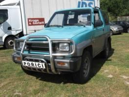 Daihatsu Feroza EL II Hart top , Auto – moto , Automobily  | spěcháto.cz - bazar, inzerce zdarma