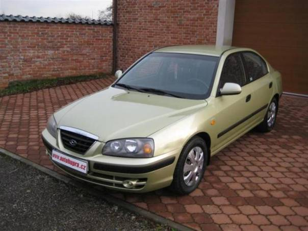 Hyundai Elantra 2.0 CRDi, ČR, SERVISKA, KLIMA,, foto 1 Auto – moto , Automobily | spěcháto.cz - bazar, inzerce zdarma