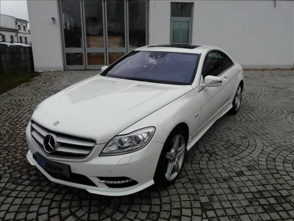 Mercedes-Benz  4,7 CL 500 (V8 Biturbo), foto 1 Auto – moto , Automobily | spěcháto.cz - bazar, inzerce zdarma