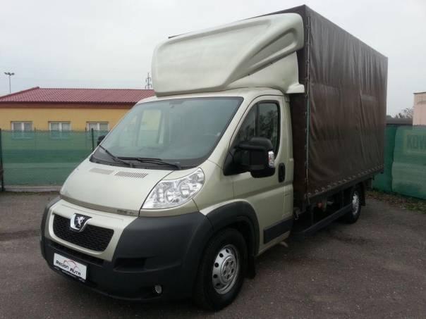 Peugeot Boxer 3.0 HDi 130 kW KLIMA, VALNÍK, foto 1 Užitkové a nákladní vozy, Do 7,5 t | spěcháto.cz - bazar, inzerce zdarma