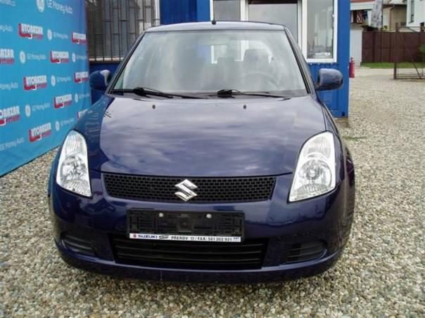 Suzuki Swift 1,3 GLX klima, serviska, foto 1 Auto – moto , Automobily | spěcháto.cz - bazar, inzerce zdarma