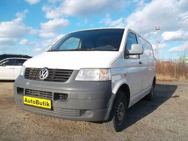 Volkswagen Transporter 1.9 TDI,klima, foto 1 Užitkové a nákladní vozy, Do 7,5 t | spěcháto.cz - bazar, inzerce zdarma