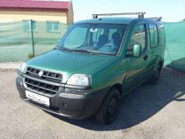 Fiat Dobló SX 1.2i 48 kW 5 Míst - NOVÉ v ČR , Auto – moto , Automobily    spěcháto.cz - bazar, inzerce zdarma