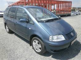 Volkswagen Sharan 1,9 TDI, digiklima,serviska,CZ