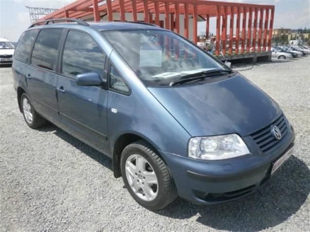 Volkswagen Sharan 1,9 TDI, digiklima,serviska,CZ, foto 1 Auto – moto , Automobily | spěcháto.cz - bazar, inzerce zdarma